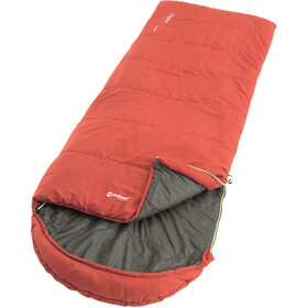 Outwell Campion Lux Sovepose, red